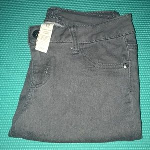 Gray jeans size 12 NWOT